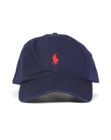 Polo Ralph Lauren Mens Blue Classic Sport Logo Cap