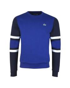 Lacoste Sport Mens Blue SH8654 Sweatshirt
