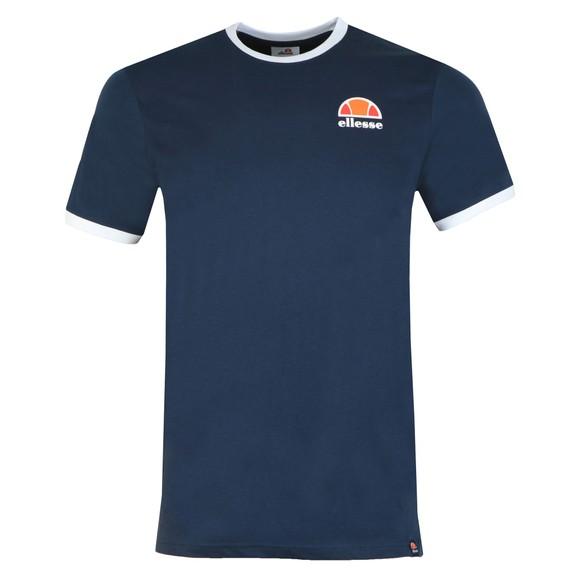 Ellesse Mens Blue Cubist T-Shirt