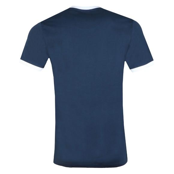 Ellesse Mens Blue Cubist T-Shirt main image