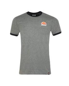 Ellesse Mens Grey Cubist T-Shirt