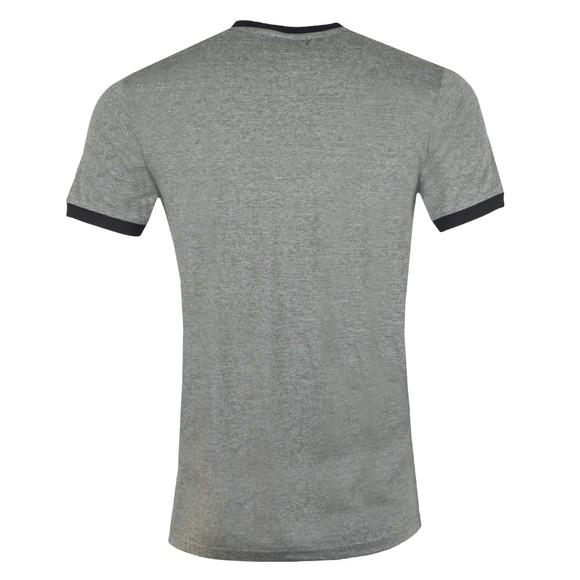 Ellesse Mens Grey Cubist T-Shirt main image