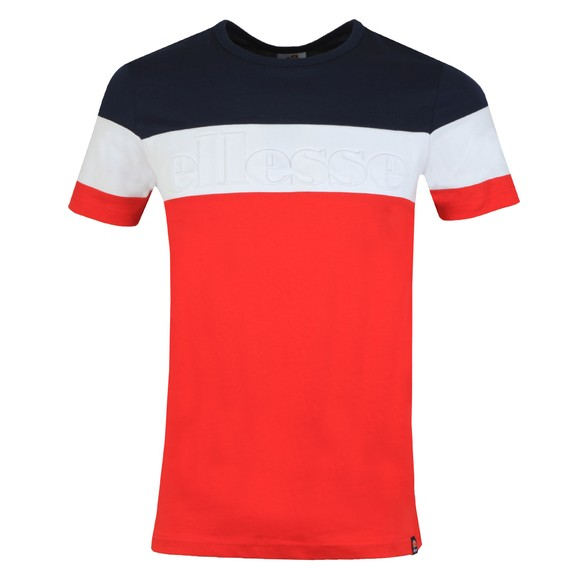 Ellesse Mens Multicoloured Timavo T-Shirt main image