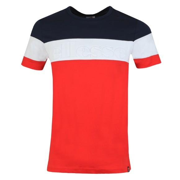 Ellesse Mens Red Timavo T-Shirt