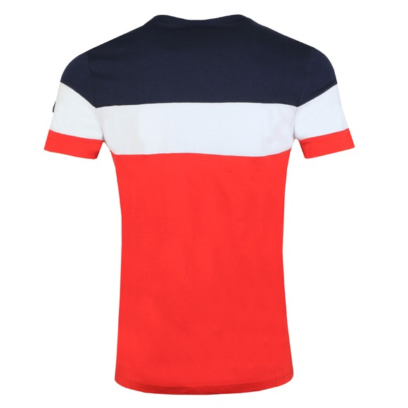 Ellesse Mens Red Timavo T-Shirt main image