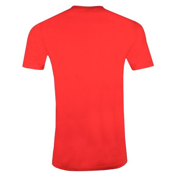 Ellesse Mens Red Vettorio Tee main image