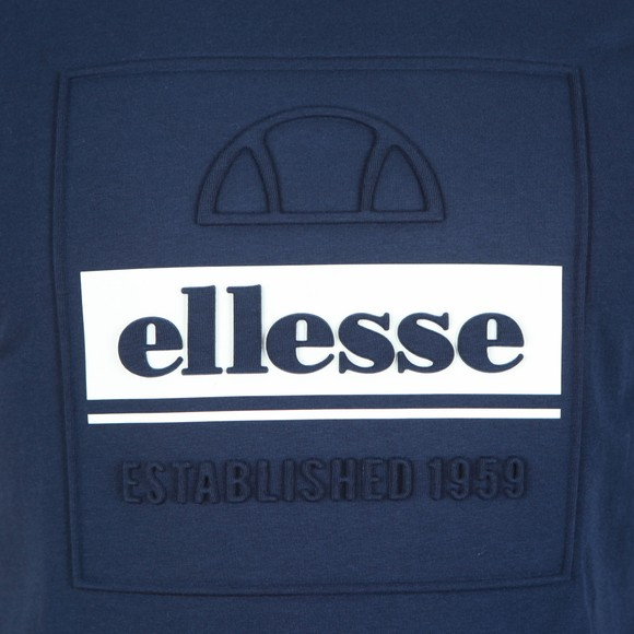 Ellesse Mens Blue Adamello T-Shirt