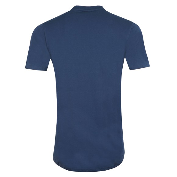 Ellesse Mens Blue Adamello T-Shirt main image