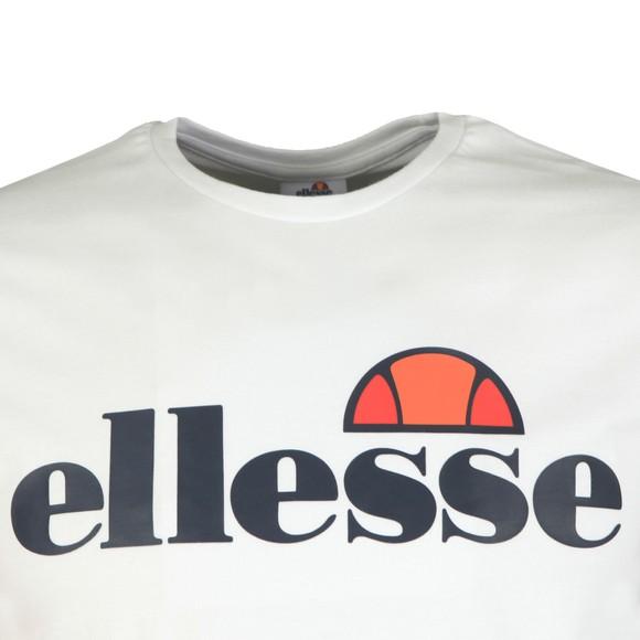Ellesse Mens White SL Prado T-Shirt