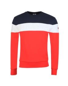 Ellesse Mens Red Torre Sweatshirt