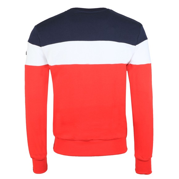 Ellesse Mens Red Torre Sweatshirt main image