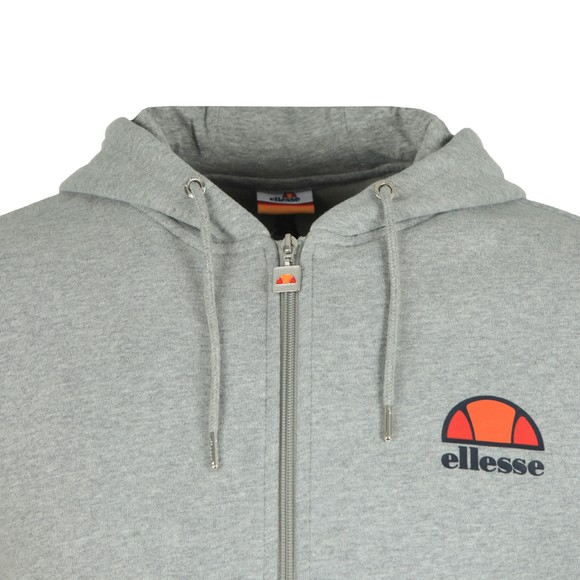 Ellesse Mens Grey Miletto Hoody main image