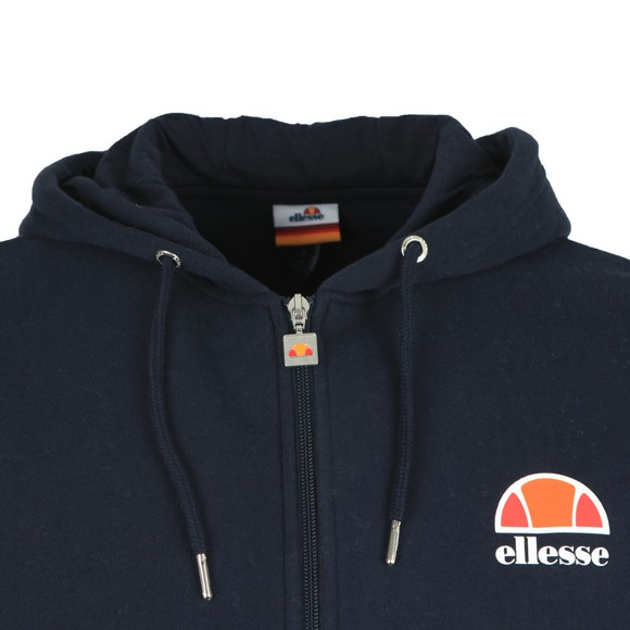 Ellesse Mens Blue Miletto Hoody main image