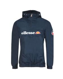 Ellesse Mens Blue Mont 2 1/4 Zip Jacket