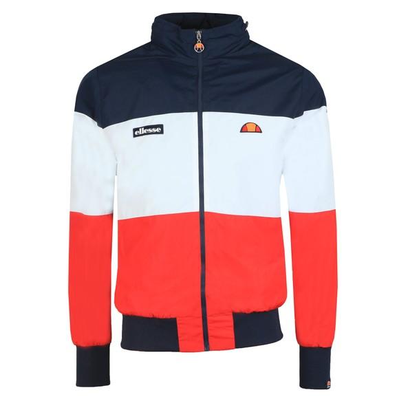 Ellesse Mens Red La Querce Jacket
