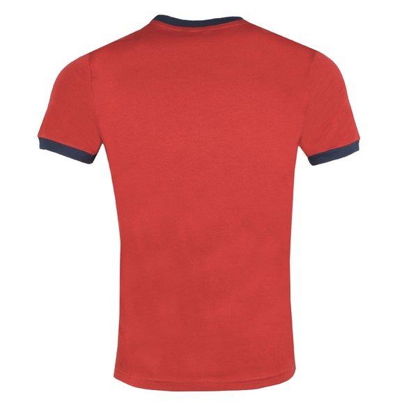 Sergio Tacchini Mens Red S/S Supermac T-Shirt main image