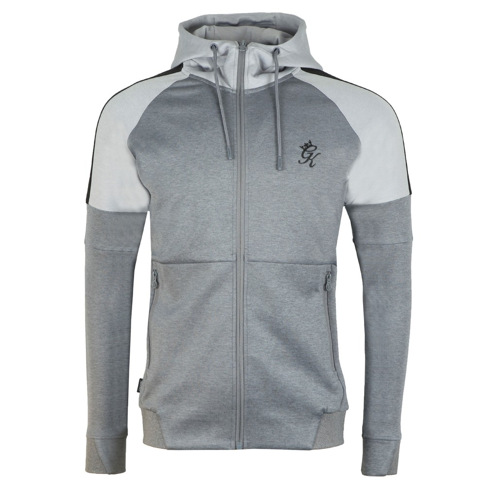 Core Plus Poly Contrast Hoody main image