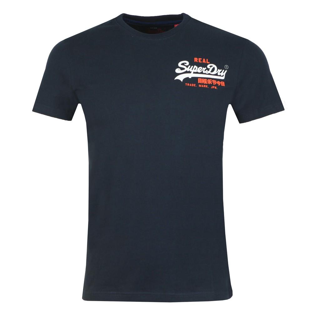 Vintage Logo Racer T-Shirt main image