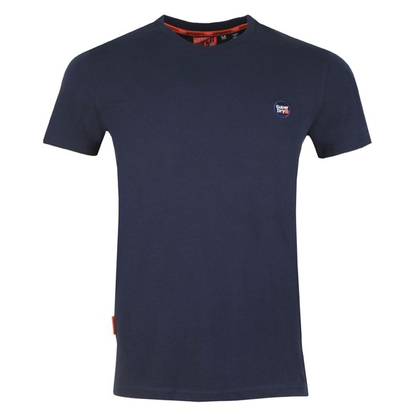 Superdry Mens Blue Collective T-Shirt main image