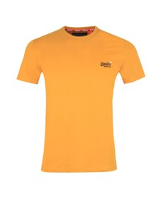 Superdry Mens Gold Vintage Embroidery Tee