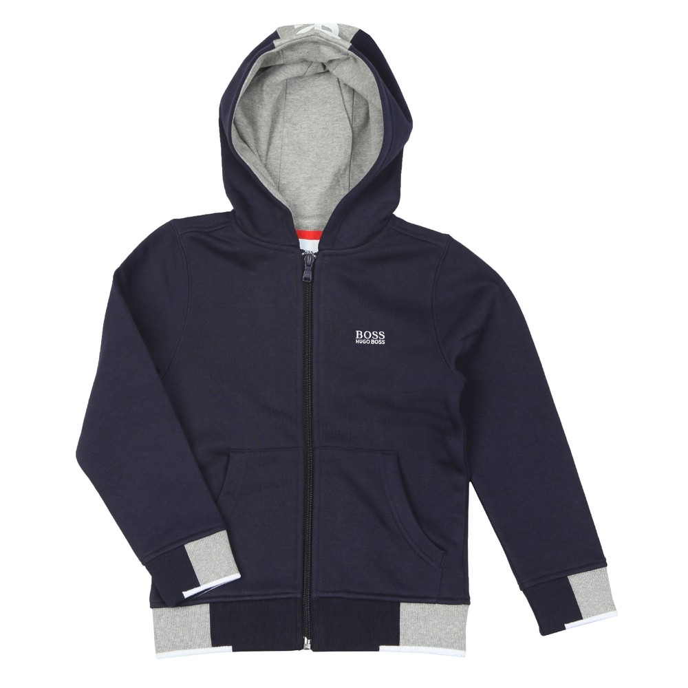 Boys J25E53 Full Zip Hoody main image