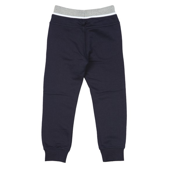 BOSS Boys Blue Boys J24617 Logo Jogger