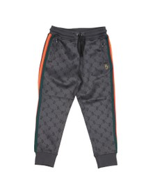 Luke 1977 Boys Grey Captain Marvelous Printed Jogger