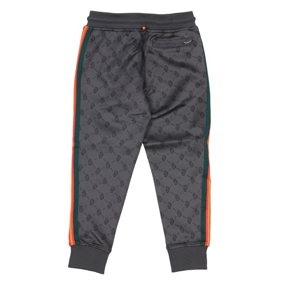 Luke 1977 Boys Grey Captain Marvelous Printed Jogger main image