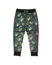 Luke 1977 Boys Green Captain Marvelous Printed Jogger