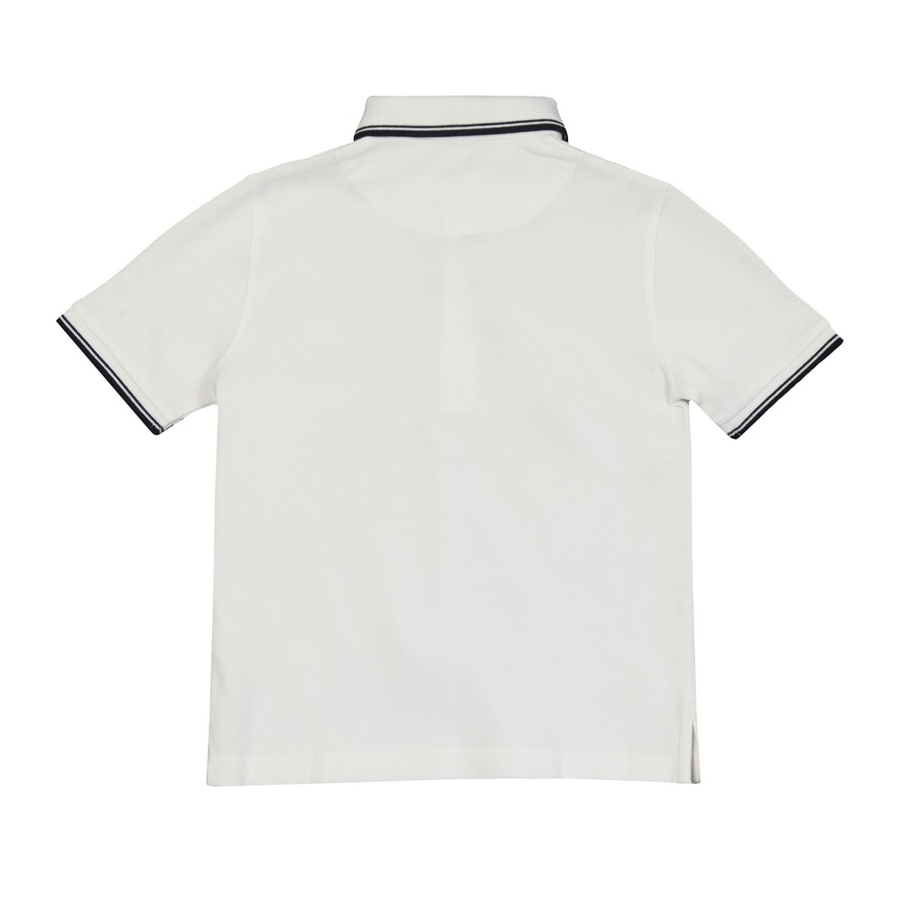 Boys J25P17 Tipped Polo Shirt main image