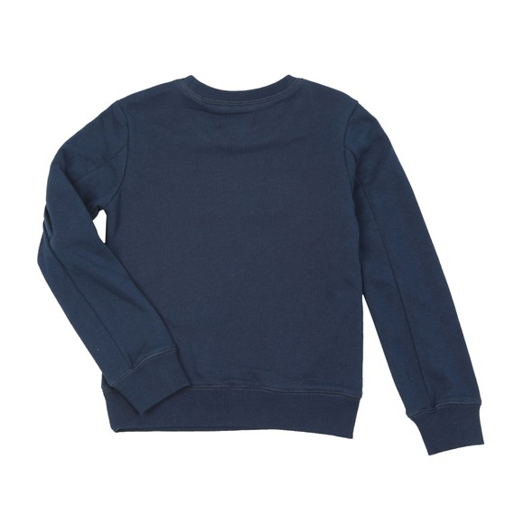 True Religion Boys Blue Foil Sweatshirt main image
