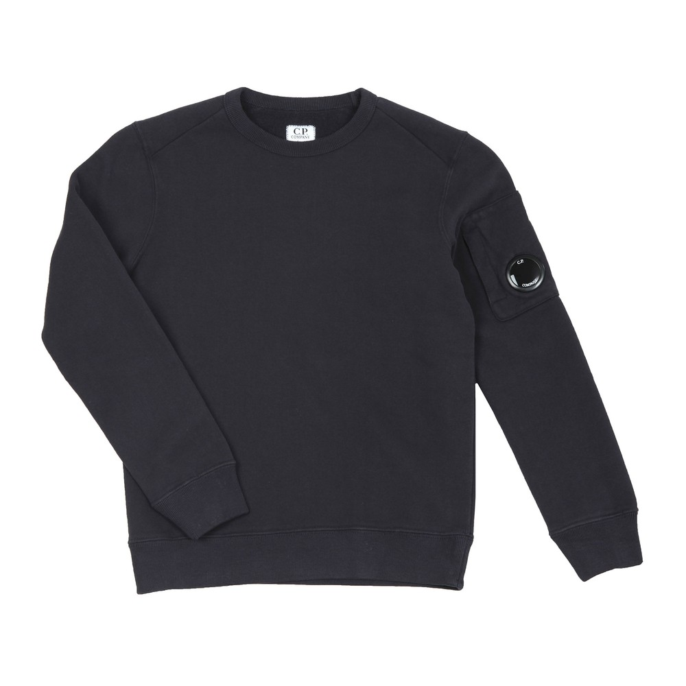 Viewfinder Sleeve Crew Neck Sweatshirt main image