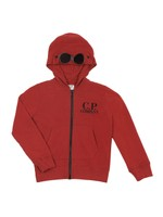 Full Zip Goggle Hoody