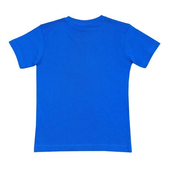 Paul & Shark Cadets Boys Blue Classic Small Logo T-Shirt main image