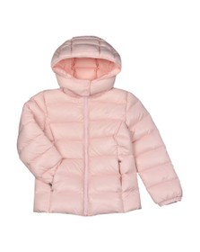 Polo Ralph Lauren Girls Pink Girls Down Puffer Jacket