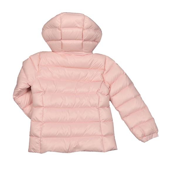 Polo Ralph Lauren Girls Pink Girls Down Puffer Jacket main image