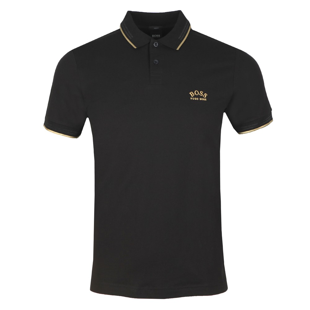 Athleisure Paul Curved Polo
