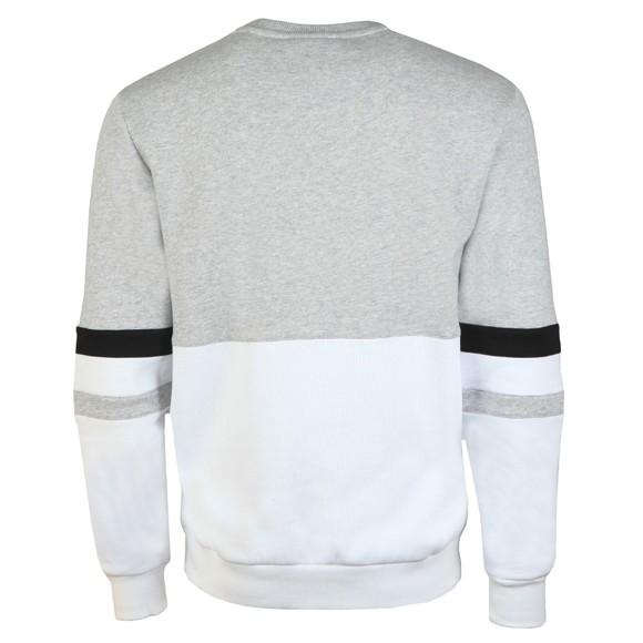 Fila Mens Grey Freddie Crew Sweatshirt main image