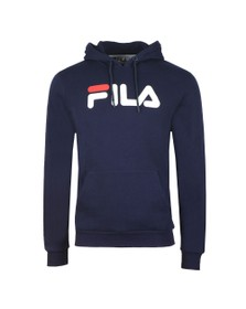 Fila Mens Multicoloured Axel Logo Hoodie