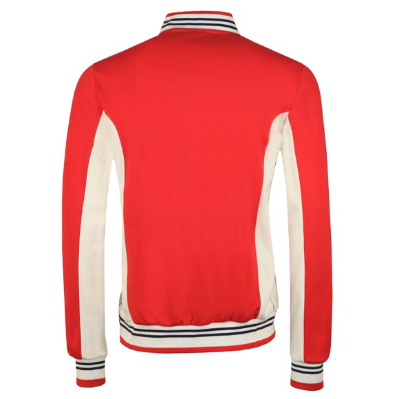 Fila Mens Red Settanta Track Top main image