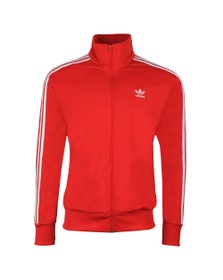 adidas Originals Mens Red Firebird Track Top