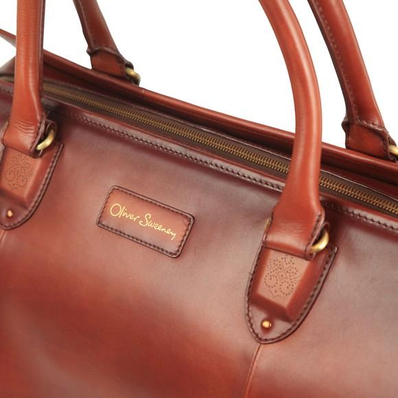 Oliver Sweeney Mens Brown Leominster Bag main image