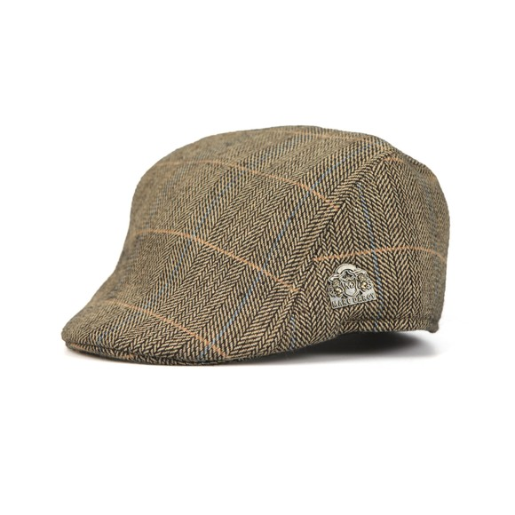 Marc Darcy Mens Brown Ted Cap main image