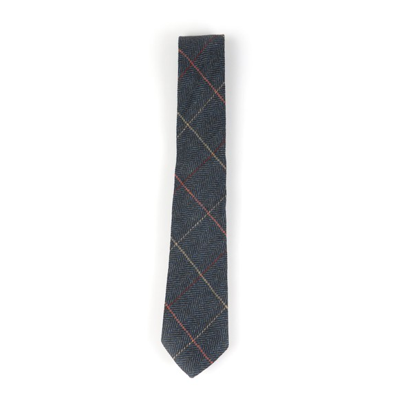 Marc Darcy Mens Blue Eton Tie main image