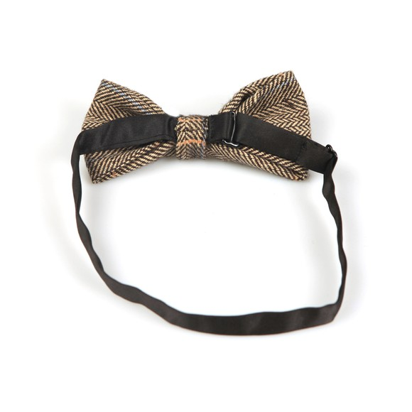 Marc Darcy Mens Brown DX7 Bow Tie