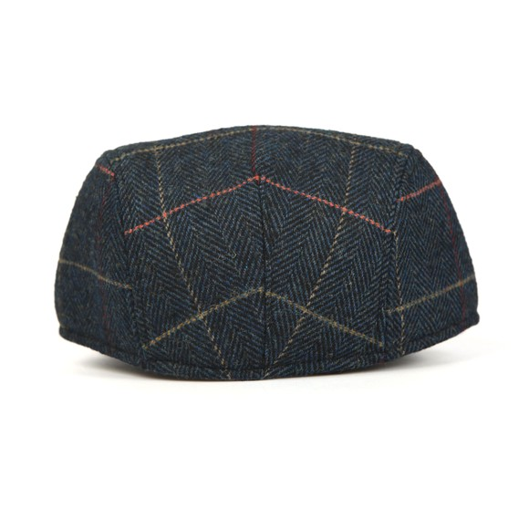 Marc Darcy Mens Blue Eton Cap main image