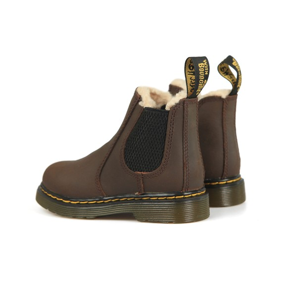 Dr. Martens Girls Brown Leonore Jockey Boot  main image