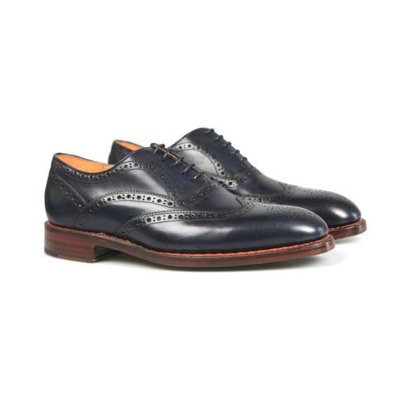 Oliver Sweeney Mens Blue Stoneygate Shoe