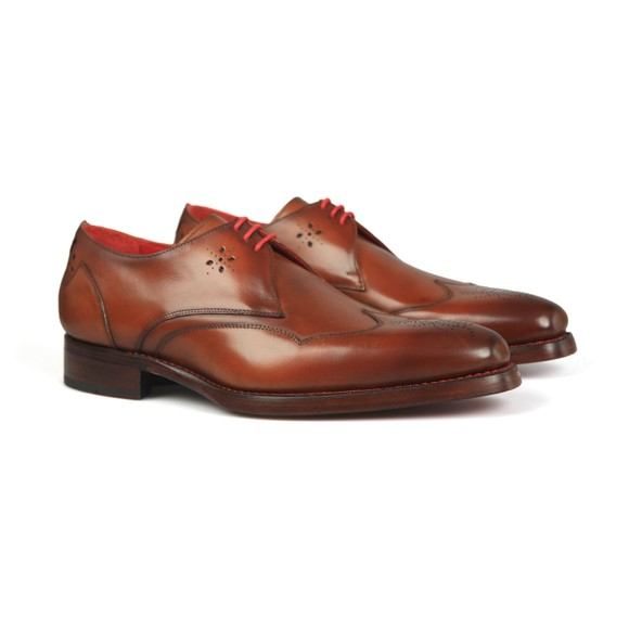 Jeffery West Mens Brown Vice Dexter Shoe