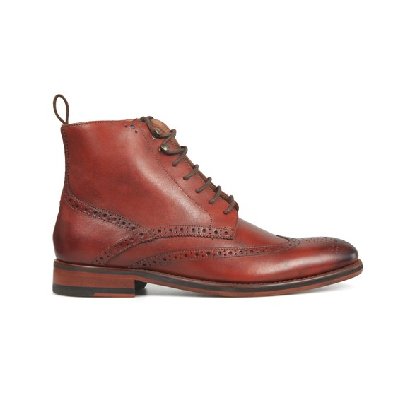 Oliver Sweeney Mens Brown Arkholme Boot main image